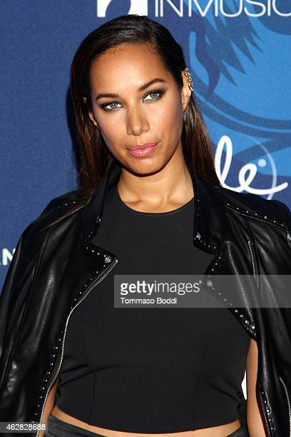 Singer Leona Lewis attends the Essence 6th annual Black Women in Music Event held at Avalon on February 5 2015 in Hollywood California