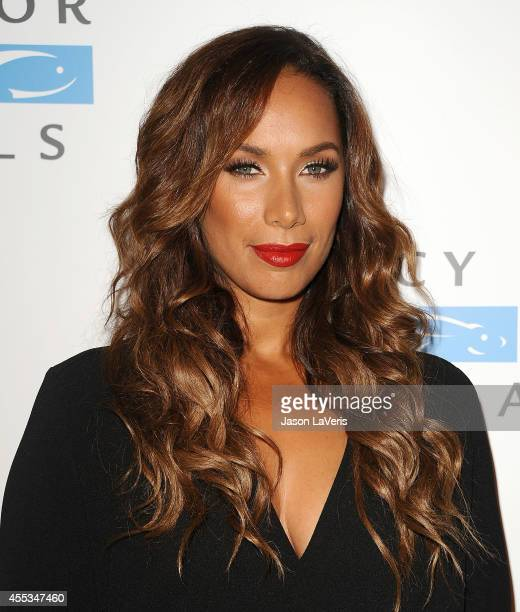 Singer Leona Lewis attends the Mercy For Animals 15th anniversary gala at The London on September 12 2014 in West Hollywood California