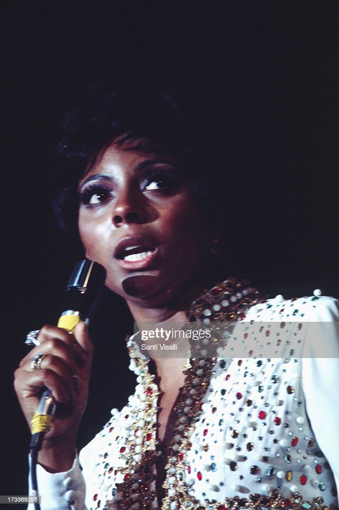 Singer Leslie Uggams on Stage on May 251969 in New York New York