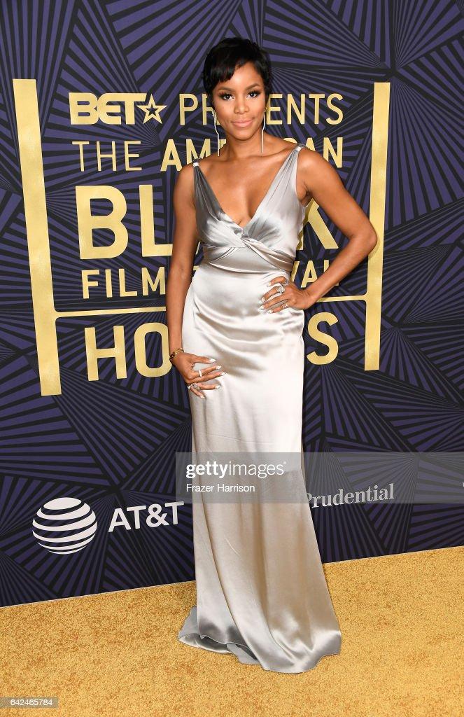 Singer LeToya Luckett attends BET Presents the American Black Film Festival Honors on February 17, 2017 in Beverly Hills, California.