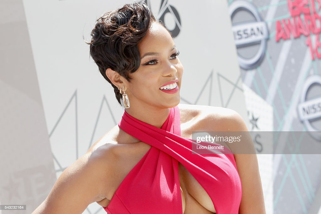 Singer <a gi-track='captionPersonalityLinkClicked' href=/galleries/search?phrase=LeToya+Luckett&family=editorial&specificpeople=756270 ng-click='$event.stopPropagation()'>LeToya Luckett</a> attends the Make A Wish VIP Experience at the 2016 BET Awards on June 26, 2016 in Los Angeles, California.