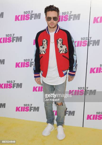 Singer Liam Payne of One Direction arrives at 1027 KIIS FM's 2017 Wango Tango at StubHub Center on May 13 2017 in Carson California