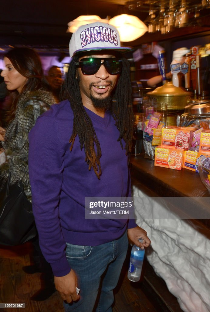 Singer Lil Jon celebrate at the Oakley Learn To Ride in collaboration with New Era on January 18, 2013 in Park City, Utah.