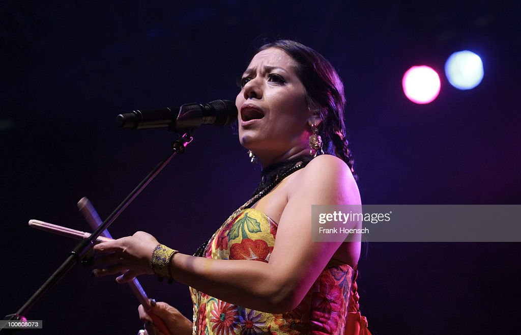 Lila Downs In Concert