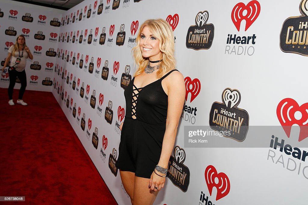 Singer Lindsay Ell attends the 2016 iHeartCountry Festival at The Frank Erwin Center on April 30, 2016 in Austin, Texas.
