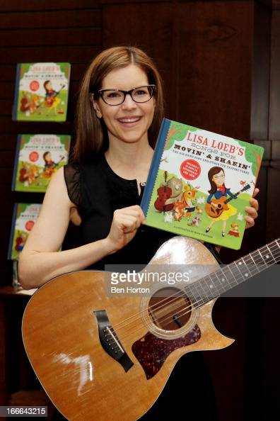 Singer lisa loeb performs songs from lisa loeb s songs for movin and