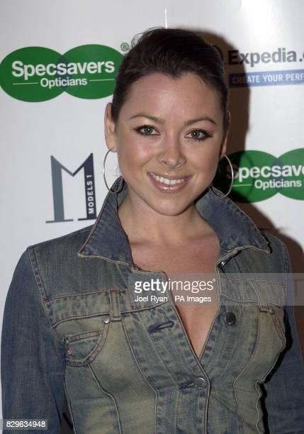 Singer Lisa Scott Lee