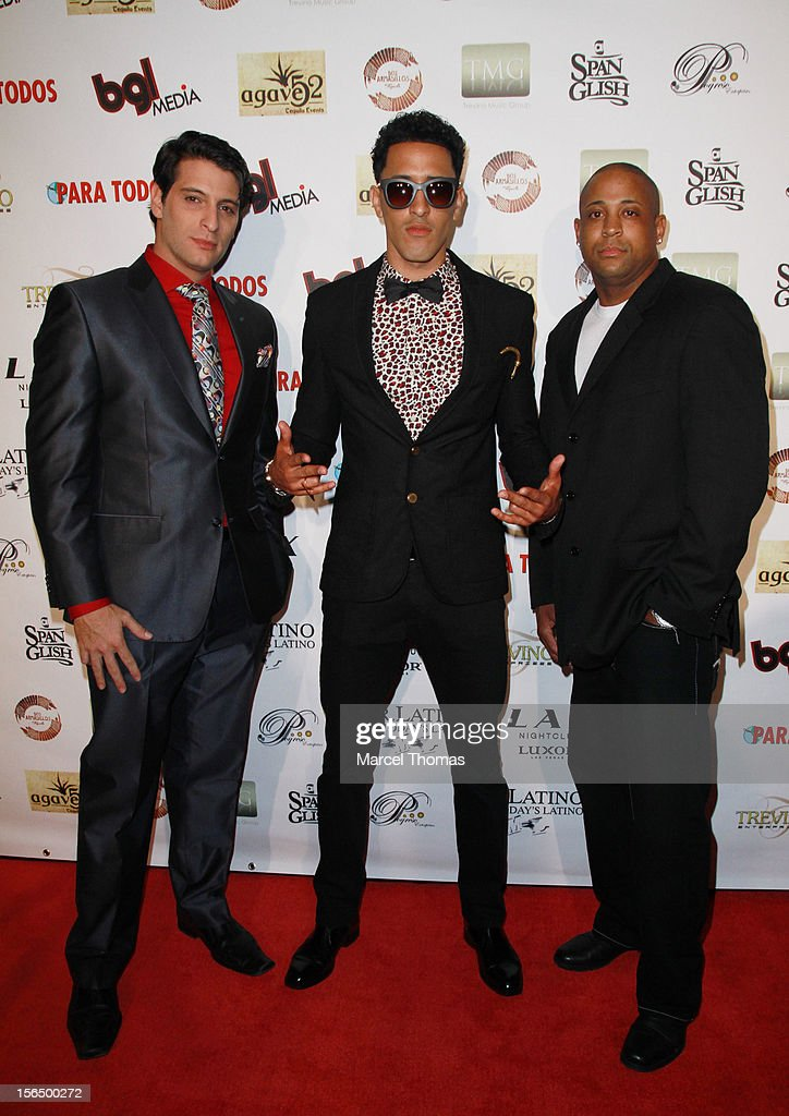 Singer LL Radio attends the 13th Annual Latin GRAMMY Awards After-party at LAX Nightclub on November 15, 2012 in Las Vegas, Nevada.