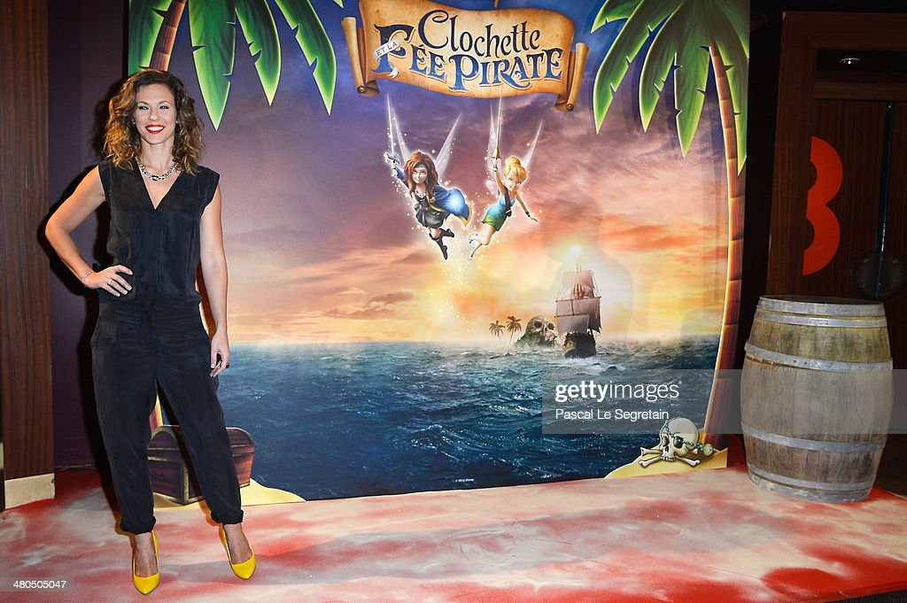 'The Pirate Fairy' : Paris Premiere At  Cinema Gaumont Champs Elysees