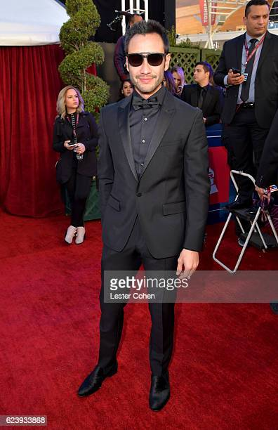 Singer Luciano Pereyra attends The 17th Annual Latin Grammy Awards at TMobile Arena on November 17 2016 in Las Vegas Nevada