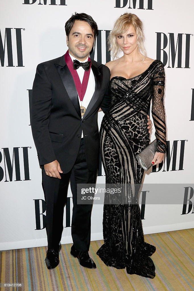 2016 BMI Latin Awards - Red Carpet