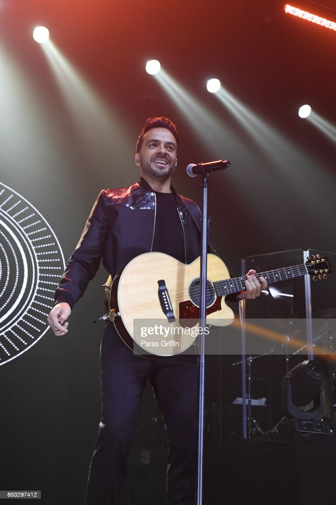 Luis Fonsi In Concert - Atlanta, Georgia