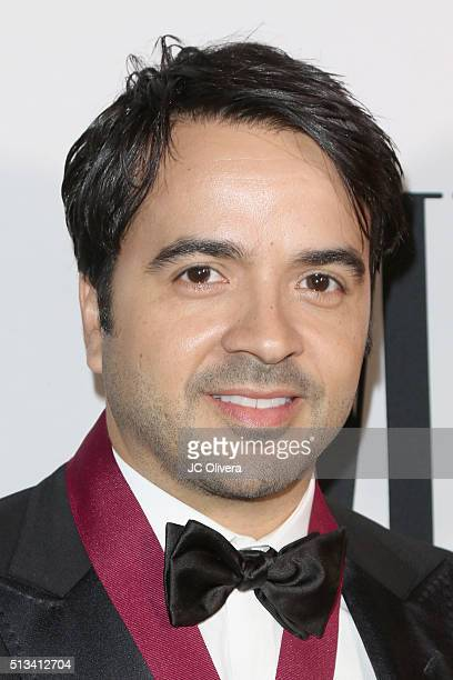 Singer Luis Fonsi Singer Luis Fonsi attends the 2016 BMI Latin Awards on March 2 2016 in Beverly Hills California
