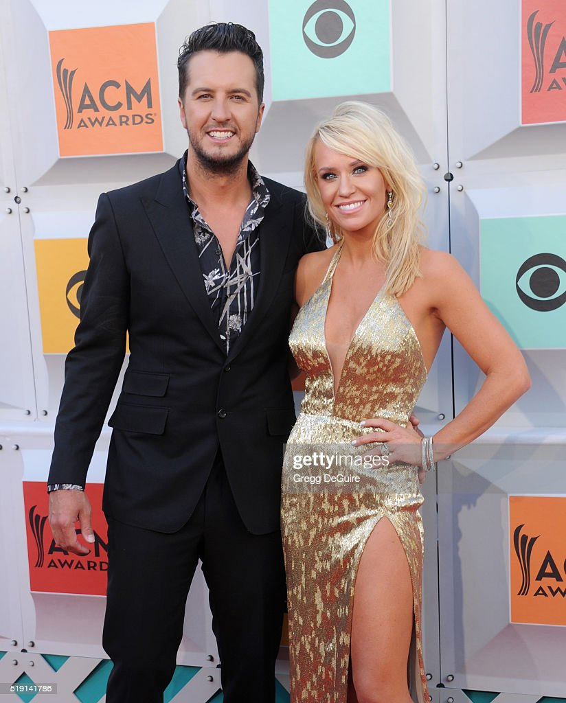 Caroline Boyer 2016 Academy Of Country Music Awards In Las Vegas   NBA ...