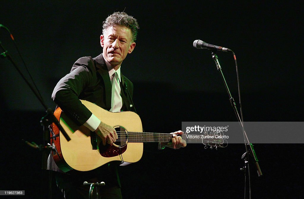 Lyle Lovett Performs At Villa Arconati
