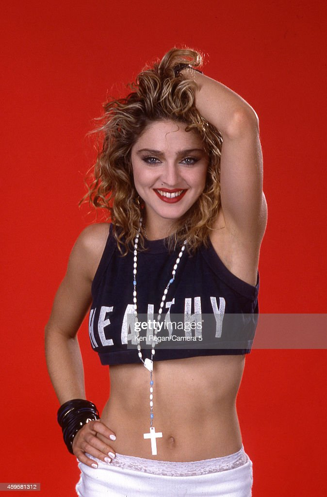 Madonna, People Magazine, March 11, 1985