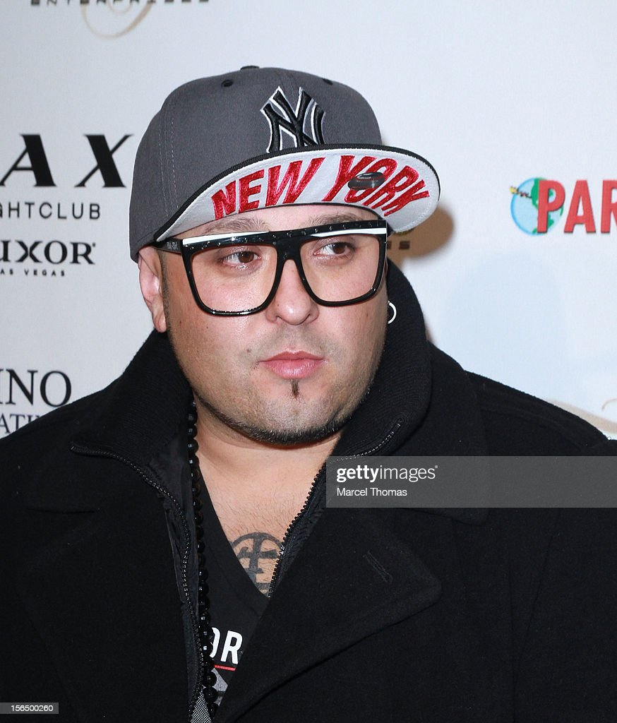 Singer Mafia and DJ K attend the 13th Annual Latin GRAMMY Awards After-party at LAX Nightclub on November 15, 2012 in Las Vegas, Nevada.
