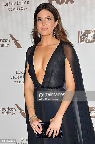 Singer Mandy Moore attends FOX and FX's 2017 Golden Globe Awards After Party at The Beverly Hilton Hotel on January 8 2017 in Beverly Hills California