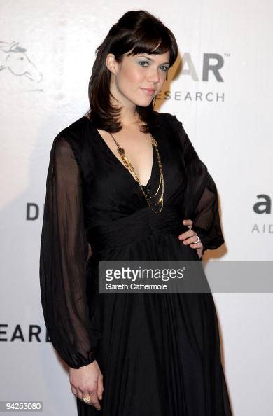 Singer Mandy Moore attends the 3rd Annual amfAR Cinema Against AIDS Dubai held at The Gate during day two of the 6th Annual Dubai International Film...