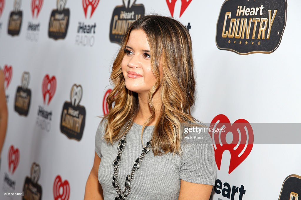 Singer Maren Morris attends the 2016 iHeartCountry Festival at The Frank Erwin Center on April 30, 2016 in Austin, Texas.