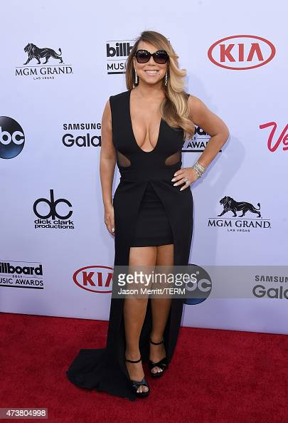 Singer Mariah Carey attends the 2015 Billboard Music Awards at MGM Grand Garden Arena on May 17 2015 in Las Vegas Nevada
