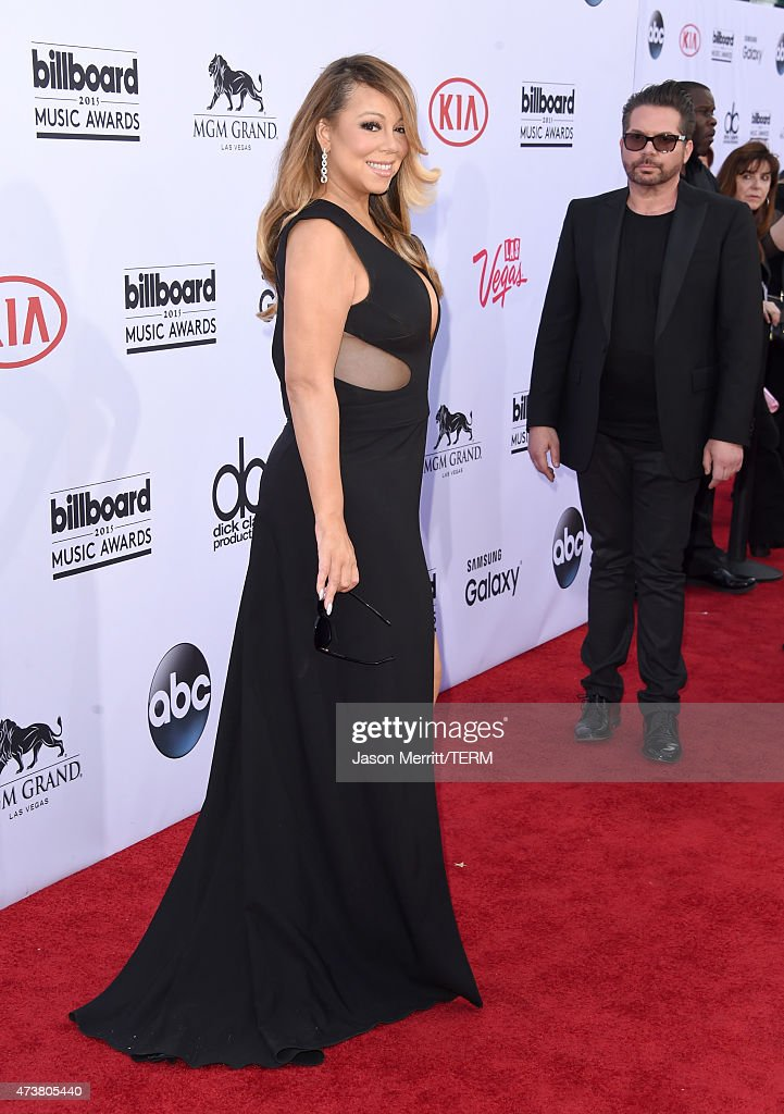 Singer Mariah Carey attends the 2015 Billboard Music Awards at MGM Grand Garden Arena on May 17, 2015 in Las Vegas, Nevada.