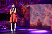 Singer Marina Kaye performs during the 2015 Princess Grace Awards Gala With Presenting Sponsor Christian Dior Couture at Monaco Palace on September 5...