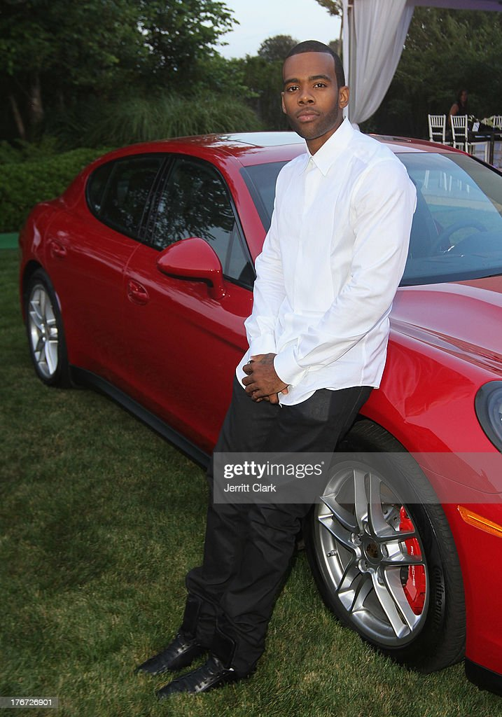 Singer Mario attends the 2nd annual Compund Foundation Fostering A Legacy Benefit on August 17, 2013 in East Hampton, New York.
