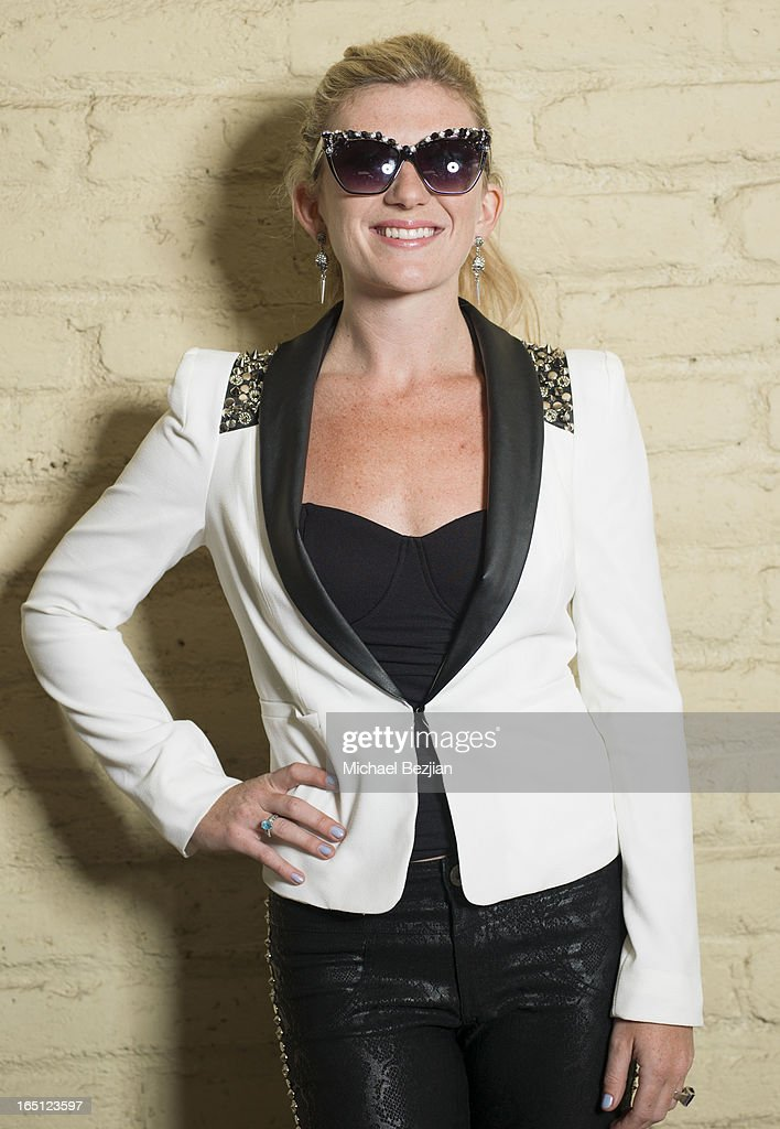 Singer Marla G attends Posing Heroes, 'A Dog Day Afternoon' Benefiting A Wish For Animals on March 30, 2013 in Los Angeles, California.