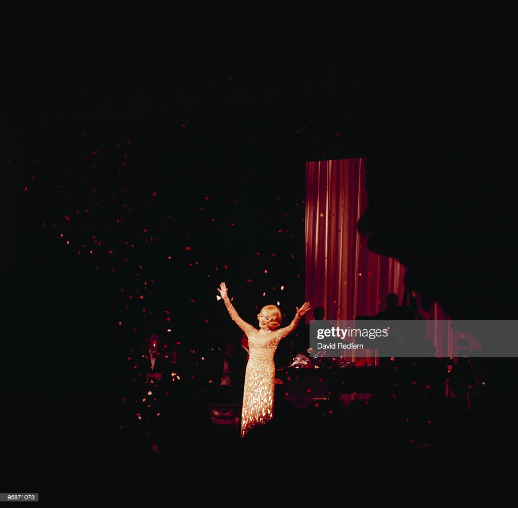 Singer <a gi-track='captionPersonalityLinkClicked' href=/galleries/search?phrase=Marlene+Dietrich&family=editorial&specificpeople=70018 ng-click='$event.stopPropagation()'>Marlene Dietrich</a> performs on stage in 1975.
