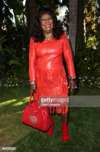 Singer Martha Reeves attends the 28th Annual Heroes and Legends Awards at Beverly Hills Hotel on September 24 2017 in Beverly Hills California