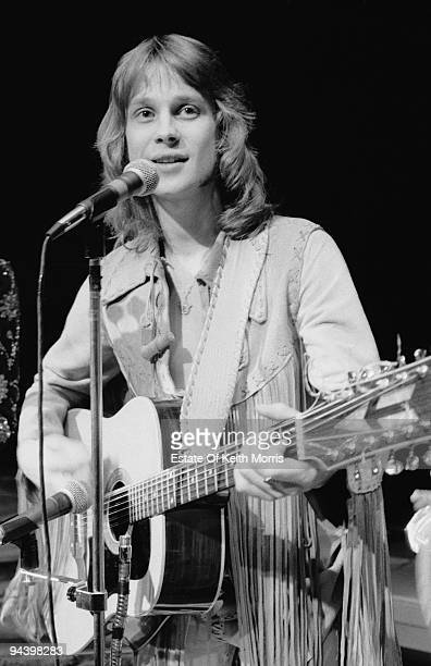 Singer Marty Kristian of The New Seekers in concert 1977