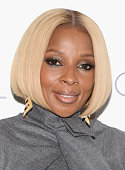 Singer Mary J Blige attends the 22nd Annual ELLE Women in Hollywood Awards at Four Seasons Hotel Los Angeles at Beverly Hills on October 19 2015 in...