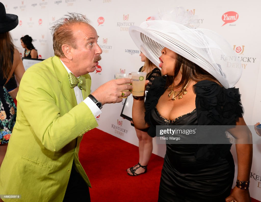 Singer <a gi-track='captionPersonalityLinkClicked' href=/galleries/search?phrase=Mary+Wilson&family=editorial&specificpeople=217769 ng-click='$event.stopPropagation()'>Mary Wilson</a> at GREY GOOSE Lounge at 140th Kentucky Derby at Churchill Downs on May 3, 2014 in Louisville, Kentucky.