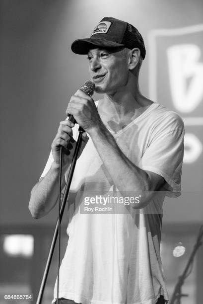 Singer Matisyahu performs songs from 'Undercurrent' during the Build series at Build Studio on May 18 2017 in New York City