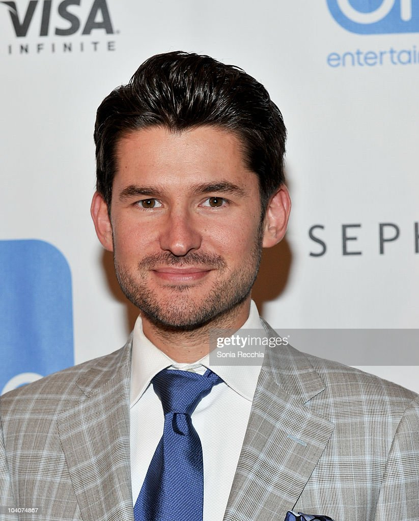 Singer <a gi-track='captionPersonalityLinkClicked' href=/galleries/search?phrase=Matt+Dusk&family=editorial&specificpeople=2499967 ng-click='$event.stopPropagation()'>Matt Dusk</a> attends the E1 Entertainment Party during the 35th Toronto International Film Festival at the RCM on September 13, 2010 in Toronto, Canada.