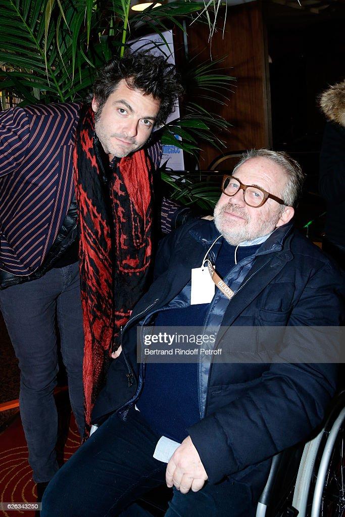 """""""Demain Tout Commence"""" Paris Premiere at Le Grand Rex"""