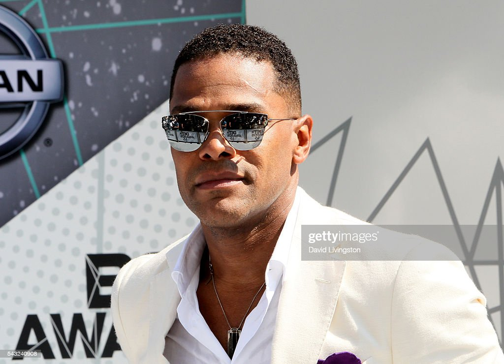 Singer Maxwell attends the 2016 BET Awards at Microsoft Theater on June 26, 2016 in Los Angeles, California.