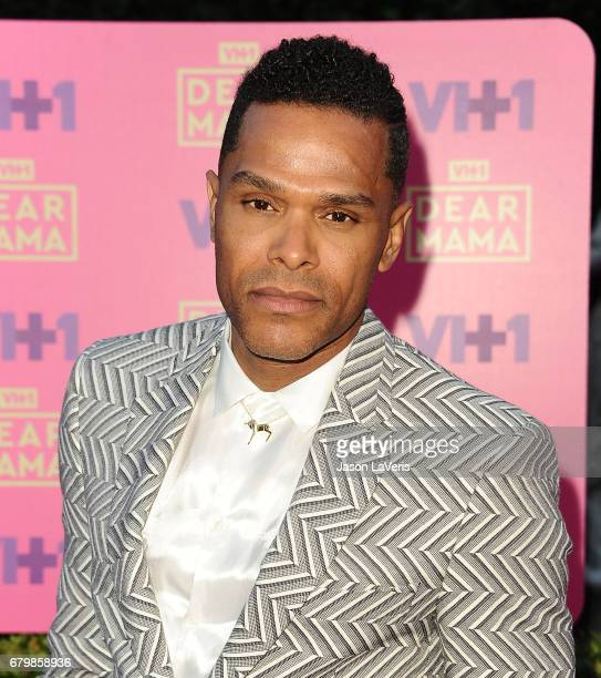 Singer Maxwell attends VH1's 2nd annual 'Dear Mama An Event to Honor Moms' on May 6 2017 in Pasadena California
