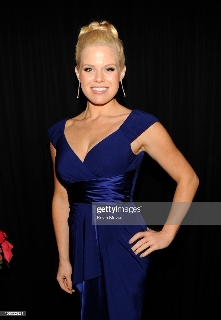 Singer Megan Hilty attends TNT Christmas in Washington 2012 at National Building Museum on December 9, 2012 in Washington, DC. 23098_003_KM_0487.JPG
