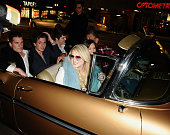 Singer Meghan Trainor arrives at the record release party for her debut album 'Title' at Warwick on January 13 2015 in Hollywood California