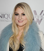 Singer Meghan Trainor attends the record release party for her debut album 'Title' at Warwick on January 13 2015 in Hollywood California