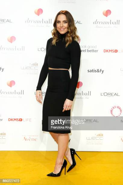 Singer Melanie C attends the Dreamball 2017 at Westhafen Event Convention Center on September 20 2017 in Berlin Germany