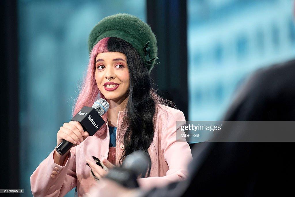 "AOL Build Speaker Series - Melanie Martinez, ""Cry Baby"" | Getty Images"