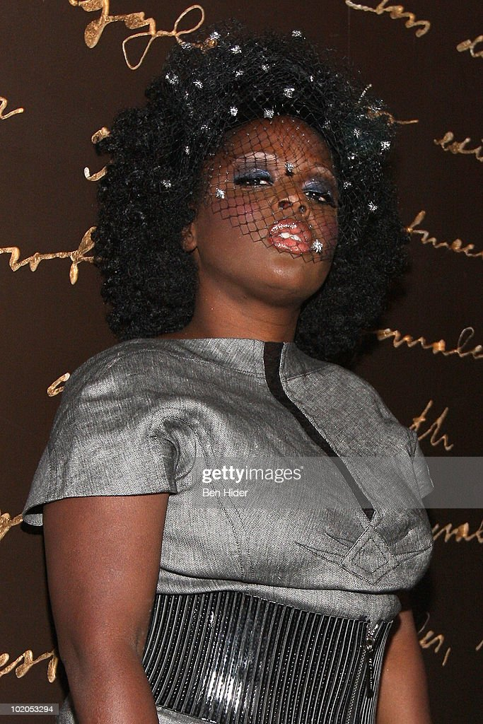 Singer Melky Jean attends the 3rd annual Geminis Give Back at 1OAK on June 13, 2010 in New York City.