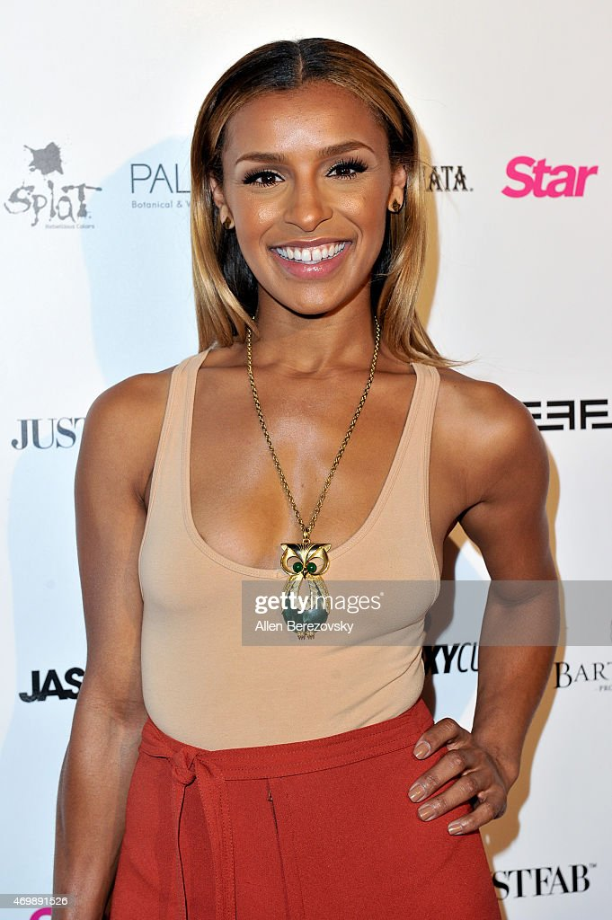 Melody Thornton Getty Images