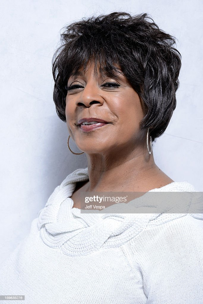 Singer <a gi-track='captionPersonalityLinkClicked' href=/galleries/search?phrase=Merry+Clayton&family=editorial&specificpeople=2536836 ng-click='$event.stopPropagation()'>Merry Clayton</a> poses for a portrait during the 2013 Sundance Film Festival at the WireImage Portrait Studio at Village At The Lift on January 21, 2013 in Park City, Utah.