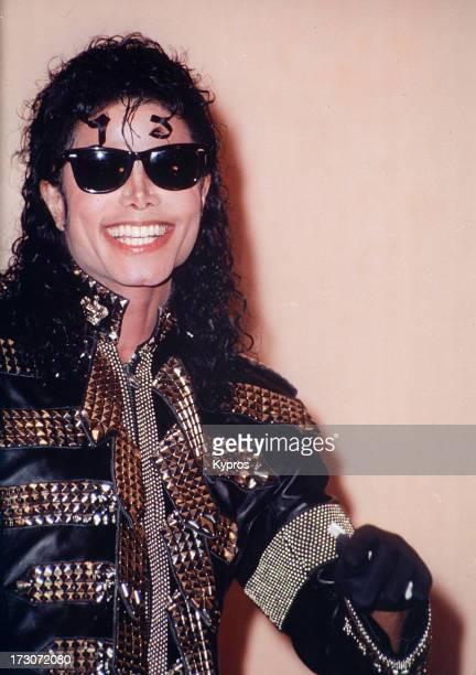 Singer Michael Jackson 1992