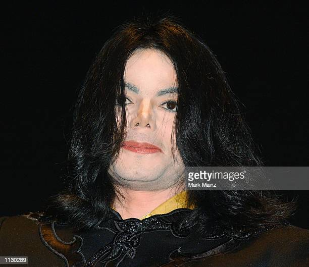 Singer Michael Jackson attends the '30 Years of Magic' fan celebration by the Michael Jackson Fan Club on July 6 2002 at Webster Hall in New York City