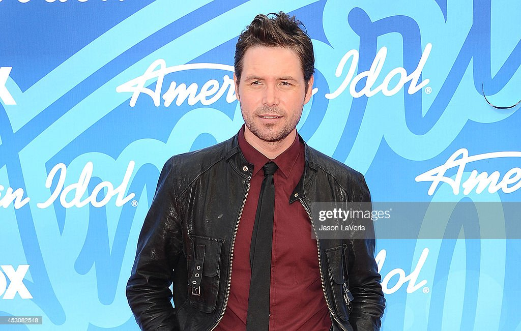 Singer <a gi-track='captionPersonalityLinkClicked' href=/galleries/search?phrase=Michael+Johns&family=editorial&specificpeople=4897964 ng-click='$event.stopPropagation()'>Michael Johns</a> attends the American Idol 2013 finale at Nokia Theatre L.A. Live on May 16, 2013 in Los Angeles, California.